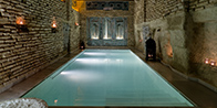 Baños Arabes Plaza Vieja Almeria:Aire Ancient Baths New York