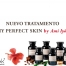 Promotion new treatment My Perfect Skin by Ami Iyök :: © Baños Arabes y Spa Aire de Almería